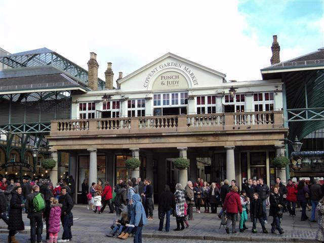 Quartier de Covent Garden